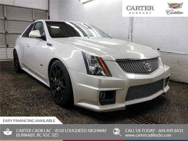 2012 Cadillac Cts V Base Road Track Beast Fully Loaded Must See