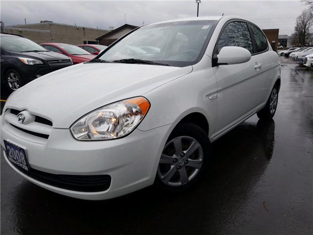 2008 Hyundai Accent GL Sport (Stk: p39164a) in Mississauga - Image 1 of 18
