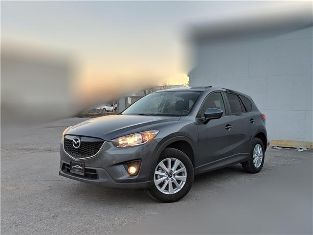 2013 Mazda CX-5 GS (Stk: 3609) in Toronto - Image 1 of 23