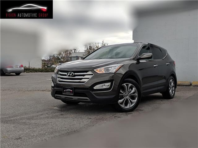 2013 Hyundai Santa Fe Sport 2.0T Premium (Stk: 31322) in Toronto - Image 1 of 25