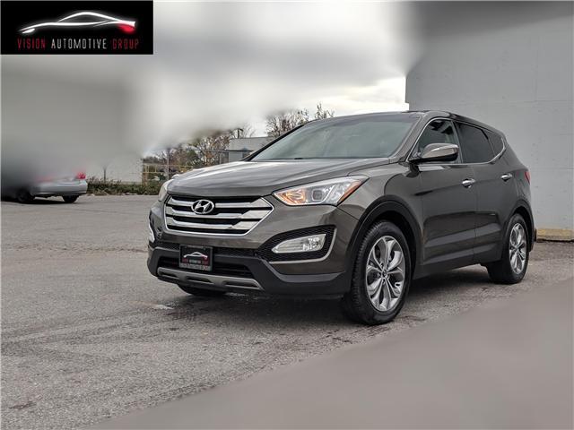 2013 Hyundai Santa Fe Sport 2.0T Premium (Stk: 31322) in Toronto - Image 2 of 25