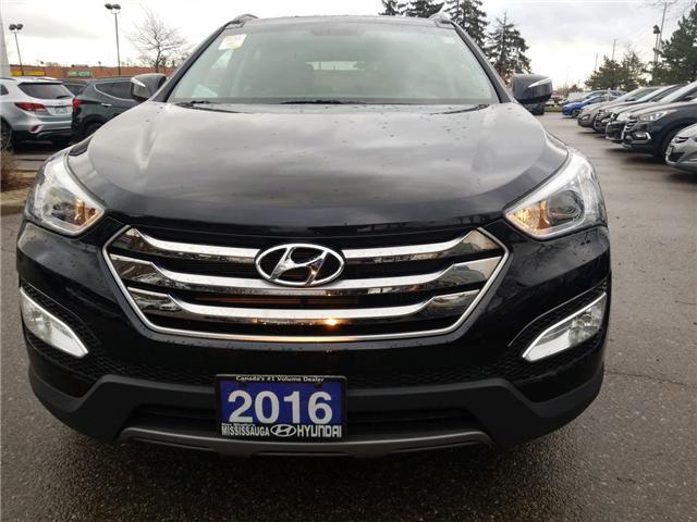 2016 Hyundai Santa Fe Sport 2.0T Limited (Stk: op10081) in Mississauga - Image 2 of 27