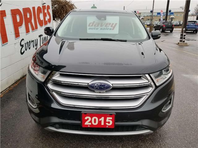 2015 Ford Edge Titanium (Stk: 18-787) in Oshawa - Image 2 of 19