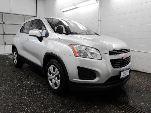2013 Chevrolet Trax LS (Stk: Q8-95102) in Burnaby - Image 2 of 23