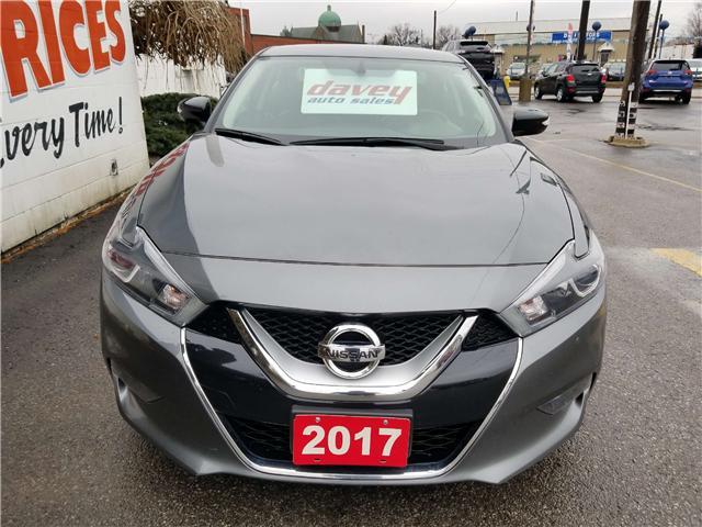 2017 Nissan Maxima SV (Stk: 18-810) in Oshawa - Image 2 of 15