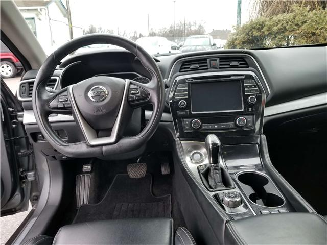 2017 Nissan Maxima SV (Stk: 18-810) in Oshawa - Image 9 of 15