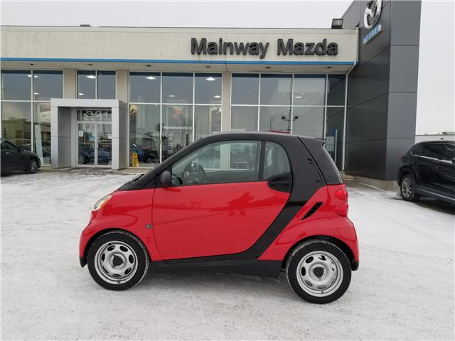 2010 Smart Fortwo Pure (Stk: M18381B) in Saskatoon - Image 1 of 19