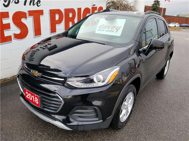 2018 Chevrolet Trax LT (Stk: 18-662) in Oshawa - Image 1 of 16