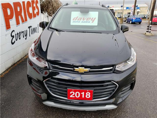2018 Chevrolet Trax LT (Stk: 18-662) in Oshawa - Image 2 of 16