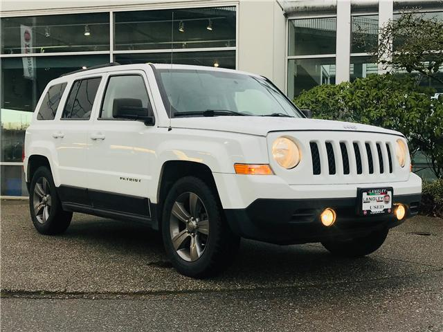2014 Jeep Patriot Sport/North (Stk: EE898900BA) in Surrey - Image 2 of 27