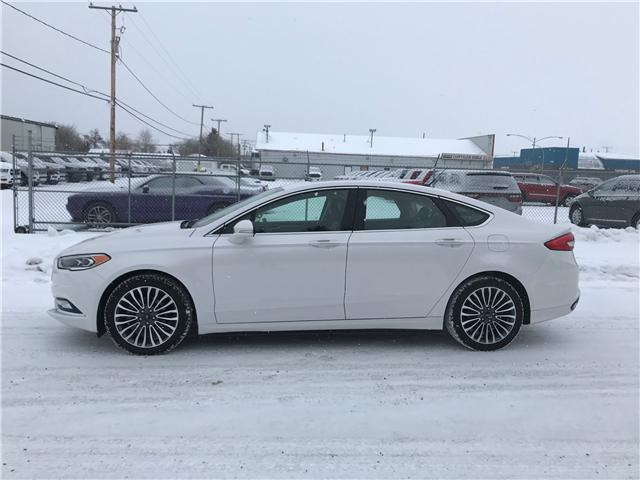 2017 Ford Fusion SE (Stk: U18-102) in Nipawin - Image 4 of 28