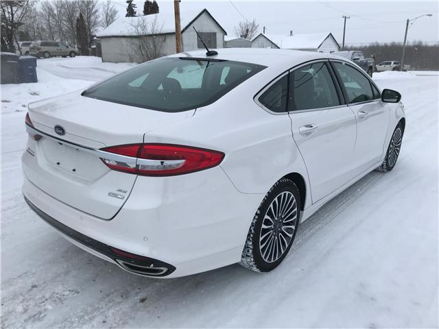 2017 Ford Fusion SE (Stk: U18-102) in Nipawin - Image 24 of 28