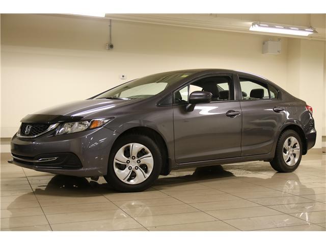 2015 Honda Civic LX (Stk: HP3134) in Toronto - Image 1 of 24