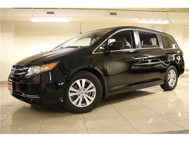 2016 Honda Odyssey EX (Stk: HP3131) in Toronto - Image 1 of 23
