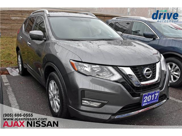 2017 Nissan Rogue SV (Stk: T274A) in Ajax - Image 1 of 30