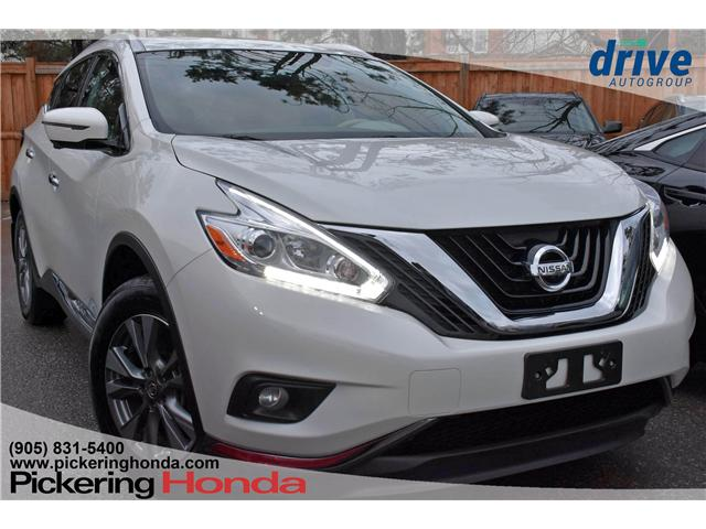 2017 Nissan Murano SL (Stk: P4595) in Pickering - Image 1 of 26