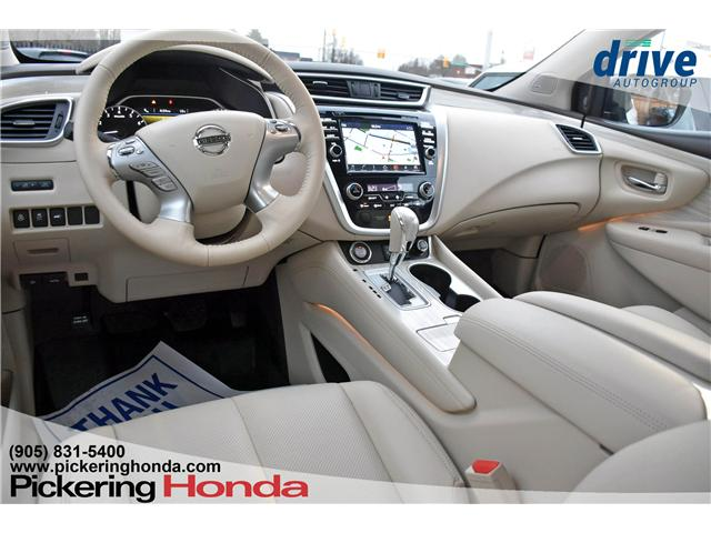 2017 Nissan Murano SL (Stk: P4595) in Pickering - Image 2 of 26
