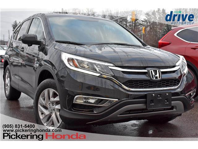2016 Honda CR-V EX (Stk: U374A) in Pickering - Image 1 of 29