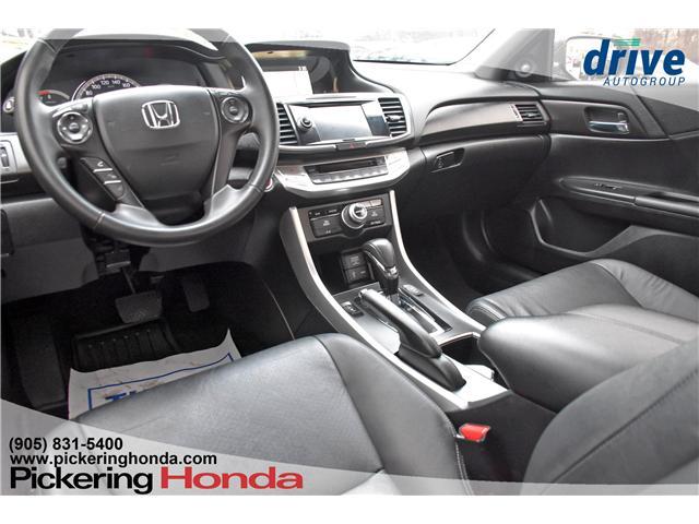 2015 Honda Accord Touring V6 (Stk: P4576) in Pickering - Image 2 of 29
