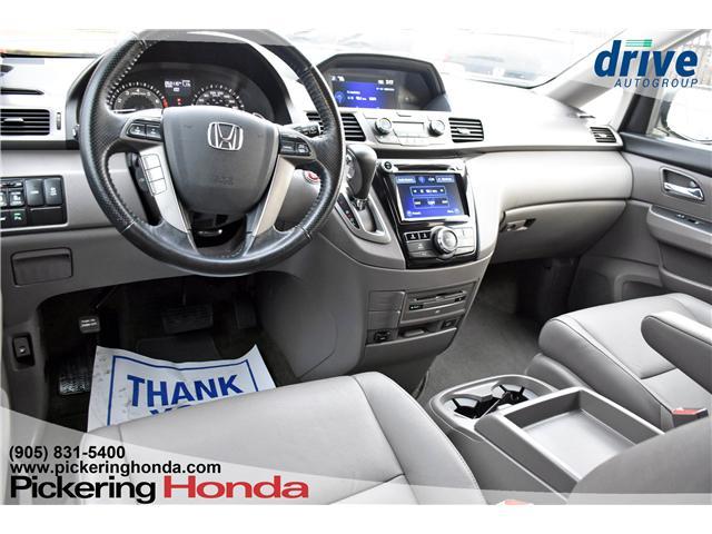 2015 Honda Odyssey EX-L (Stk: U355A) in Pickering - Image 2 of 32