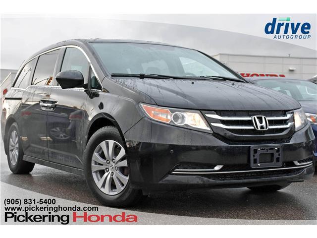 2015 Honda Odyssey EX-L (Stk: P4580) in Pickering - Image 1 of 28