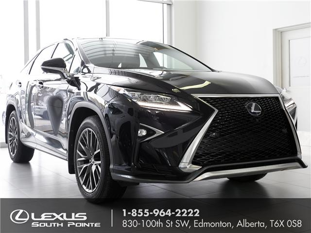 2017 Lexus RX 450h Base (Stk: L900014B) in Edmonton - Image 1 of 20