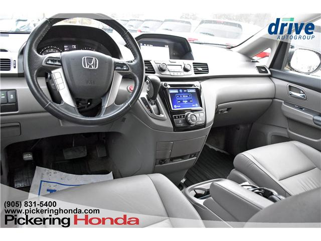 2015 Honda Odyssey EX-L (Stk: P4580) in Pickering - Image 2 of 28