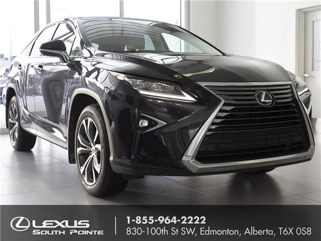 2017 Lexus RX 350 Base (Stk: L800217A) in Edmonton - Image 1 of 20