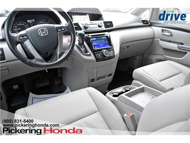 2017 Honda Odyssey Ex L At 33399 For Sale In Pickering Pickering