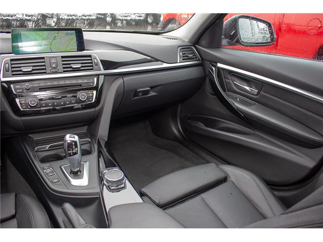 2016 BMW 320i xDrive (Stk: EE899390A) in Surrey - Image 17 of 28