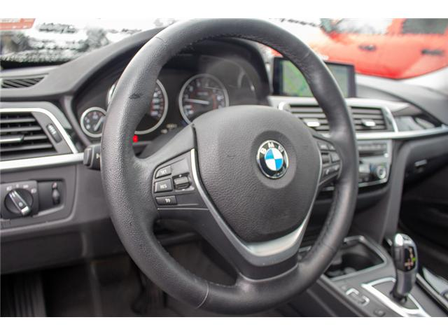 2016 BMW 320i xDrive (Stk: EE899390A) in Surrey - Image 22 of 28