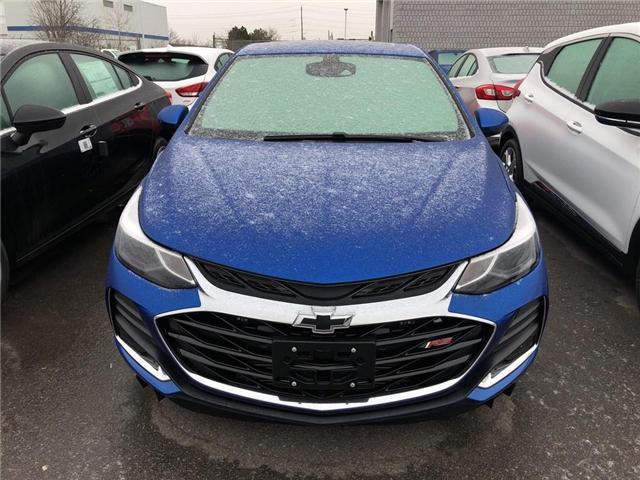 2019 Chevrolet Cruze Premier (Stk: 128454) in BRAMPTON - Image 2 of 5