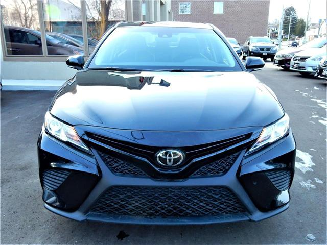 2018 Toyota Camry SE (Stk: 4T1B11) in Kitchener - Image 2 of 27