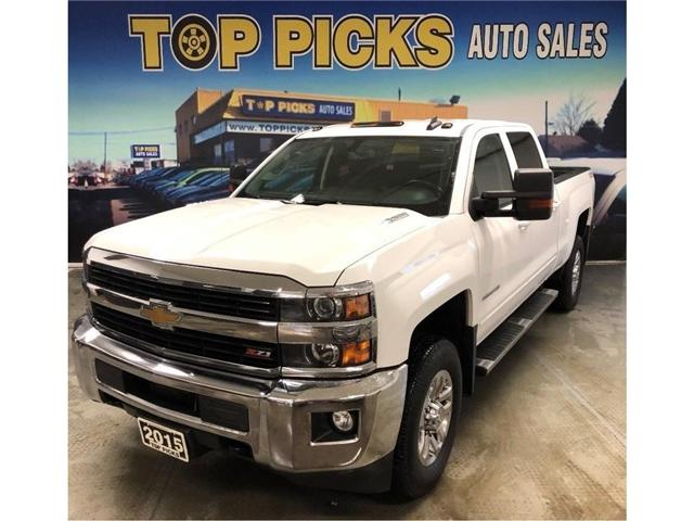 2015 Chevrolet Silverado 2500HD LT (Stk: 508354) in NORTH BAY - Image 1 of 29