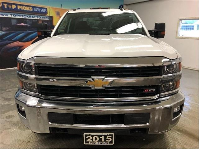 2015 Chevrolet Silverado 2500HD LT (Stk: 508354) in NORTH BAY - Image 2 of 29