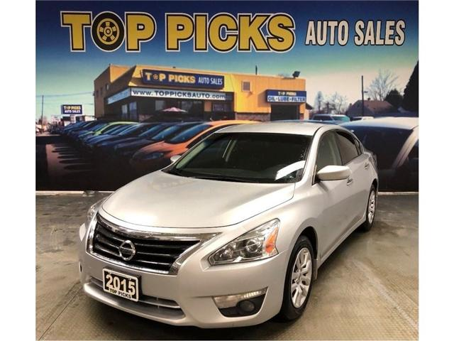 2015 Nissan Altima 2.5 S (Stk: 336576) in NORTH BAY - Image 1 of 21