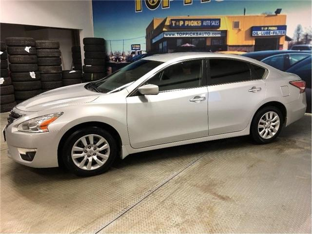 2015 Nissan Altima 2.5 S (Stk: 336576) in NORTH BAY - Image 3 of 21