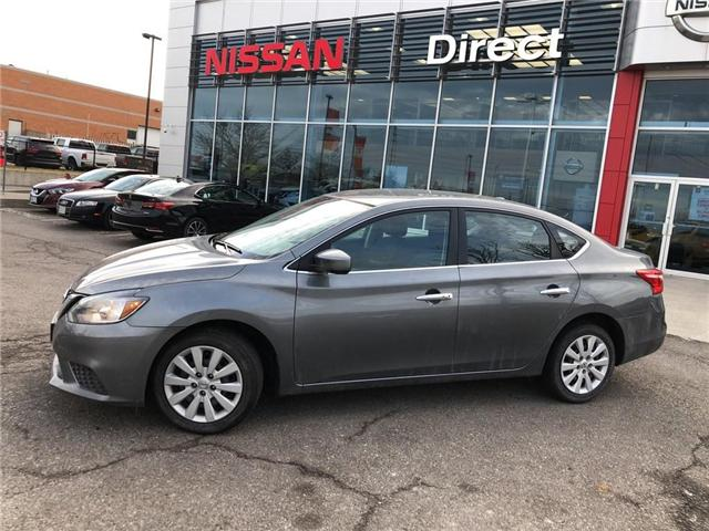 2018 Nissan Sentra SV - CERTIFIED PRE OWNED - FREE $100 GAS CARD (Stk: P0601) in Mississauga - Image 2 of 18
