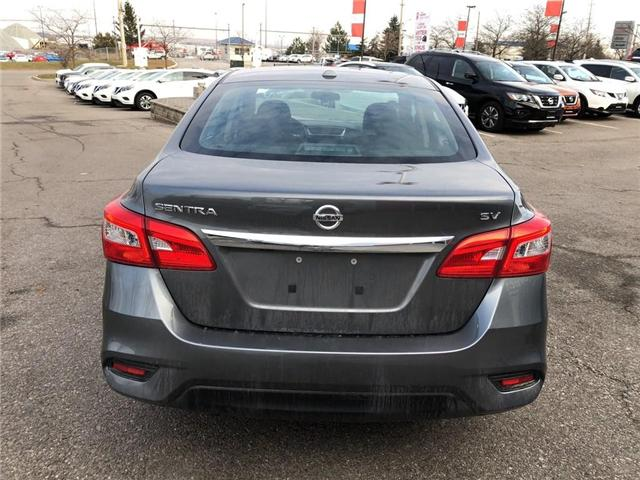 2018 Nissan Sentra SV - CERTIFIED PRE OWNED - FREE $100 GAS CARD (Stk: P0601) in Mississauga - Image 4 of 18
