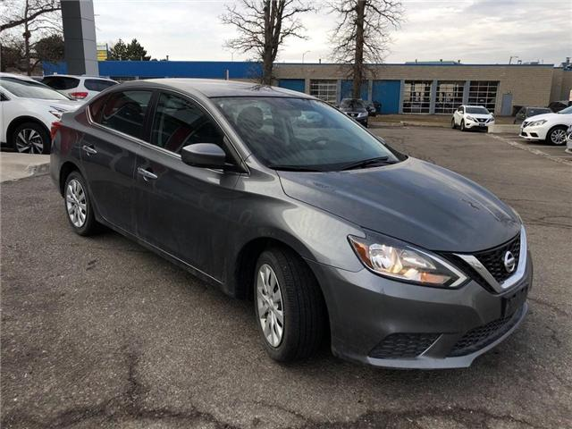 2018 Nissan Sentra SV - CERTIFIED PRE OWNED - FREE $100 GAS CARD (Stk: P0601) in Mississauga - Image 7 of 18