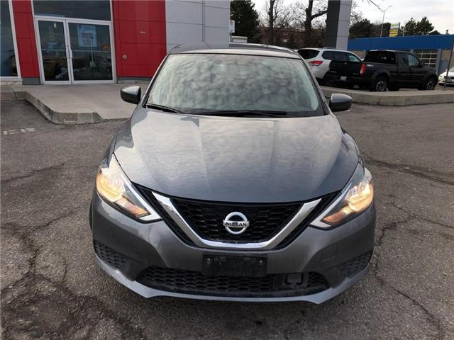 2018 Nissan Sentra SV - CERTIFIED PRE OWNED - FREE $100 GAS CARD (Stk: P0601) in Mississauga - Image 8 of 18