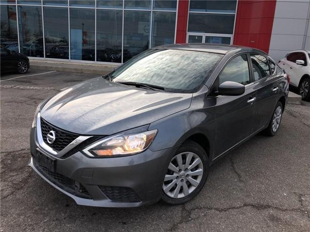 2018 Nissan Sentra SV - CERTIFIED PRE OWNED - FREE $100 GAS CARD (Stk: P0601) in Mississauga - Image 9 of 18