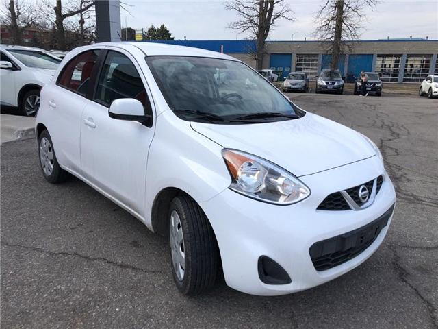 2017 Nissan Micra SV - CPO - EXTENDED WARRANTY (Stk: P0600) in Mississauga - Image 6 of 16