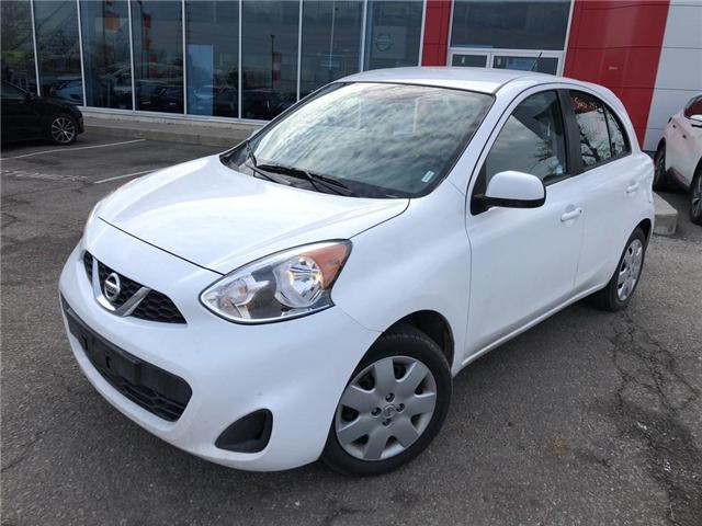 2017 Nissan Micra SV - CPO - EXTENDED WARRANTY (Stk: P0600) in Mississauga - Image 8 of 16