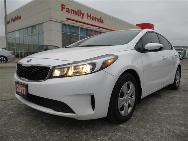 2017 Kia Forte LX, BLUETOOTH !! (Stk: 8138411B) in Brampton - Image 1 of 26