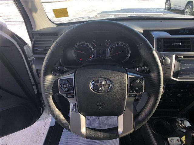 2018 Toyota 4Runner SR5 (Stk: 2801994A) in Calgary - Image 10 of 17