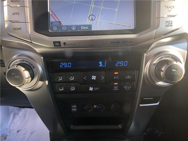 2018 Toyota 4Runner SR5 (Stk: 2801994A) in Calgary - Image 15 of 17