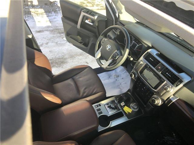 2018 Toyota 4Runner SR5 (Stk: 2801994A) in Calgary - Image 16 of 17