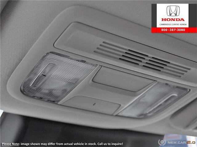 2019 Honda Civic LX (Stk: 19360) in Cambridge - Image 20 of 24