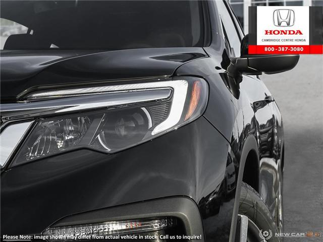 2019 Honda Pilot EX (Stk: 19381) in Cambridge - Image 10 of 23